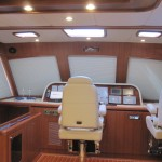 yacht window treatments, yacht curtains, boat curtains, boat blinds