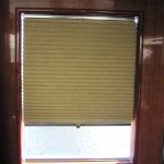 Yacht Door Blind cellular shade