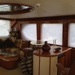 Yacht shades, boat blinds, yacht blinds, yacht window treatments