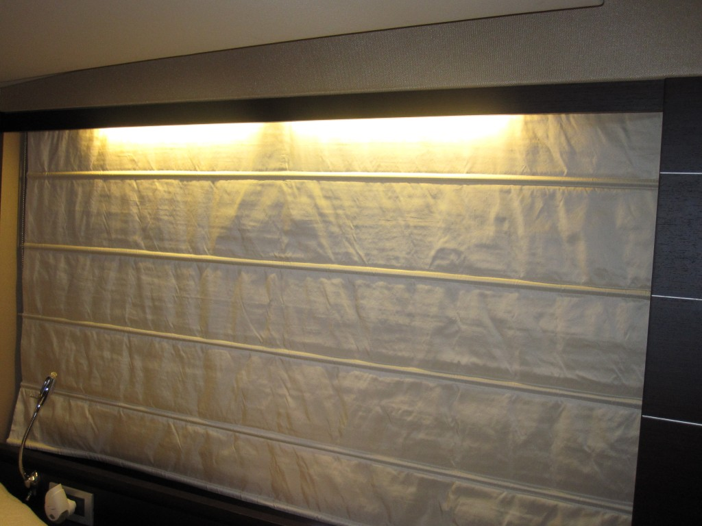 Yacht Window Treatment