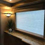 Westport yachts, Westport window treatments, boat blinds, boat blind and shades, yacht window treatments