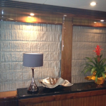 electric yacht blinds, electric yacht shade