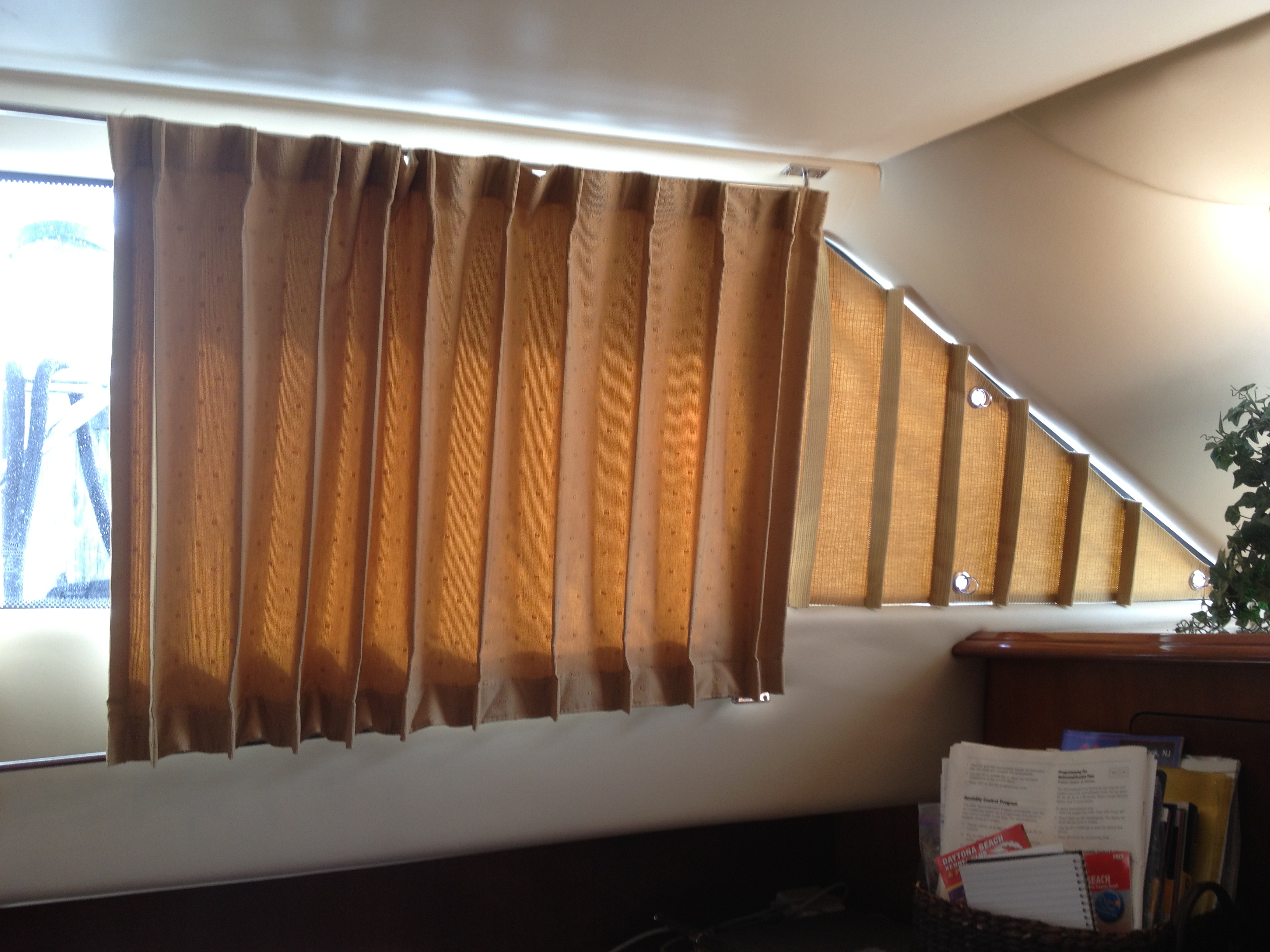 Yacht Curtains And Blinds Curtains and Valances