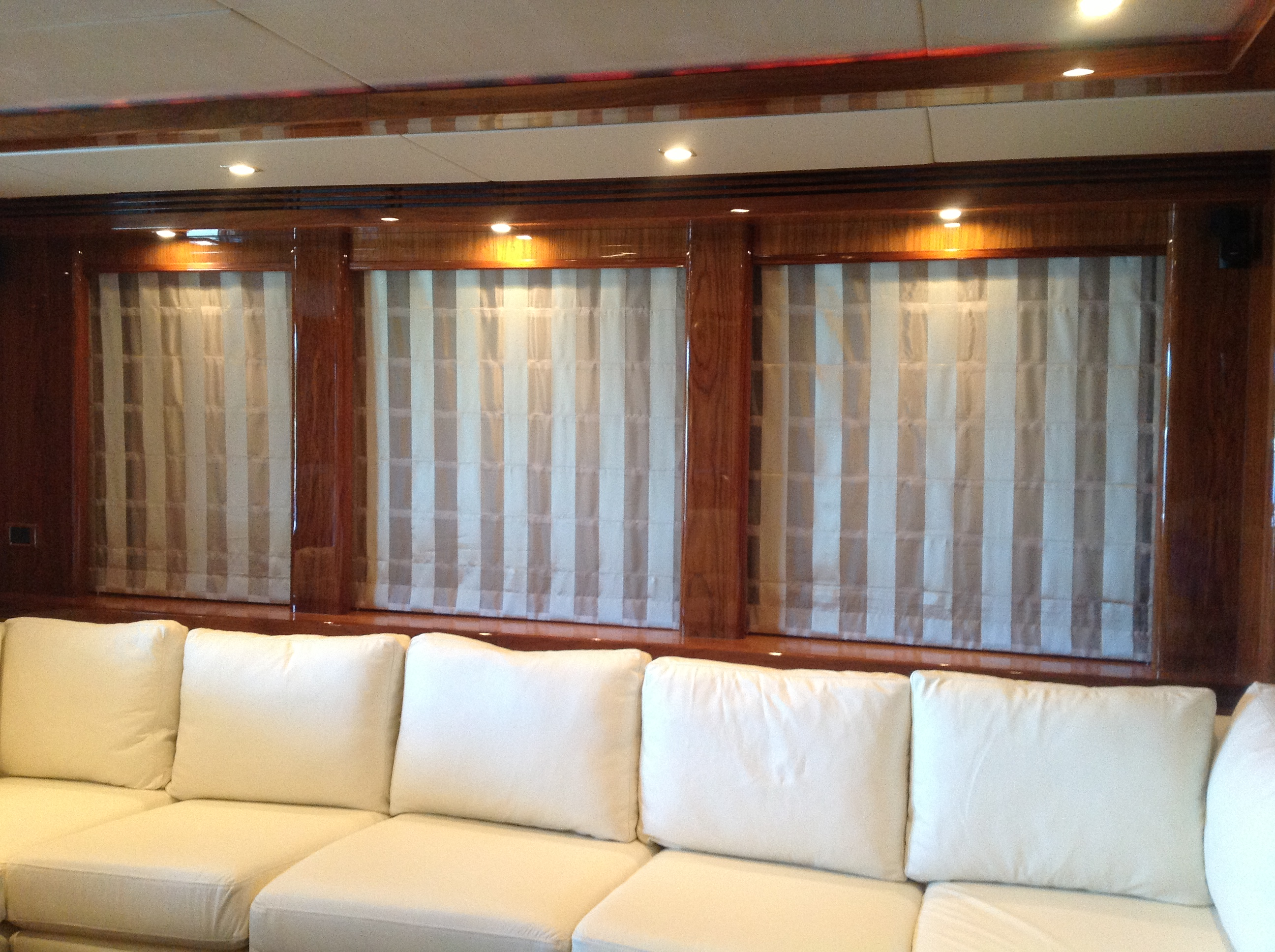 ambio lite shades down window zebra savalan in position and decor high automated open banded blinds img
