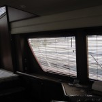 "1"" Wood Boat Blinds"