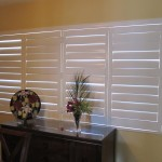 Plantation Shutters poly wood