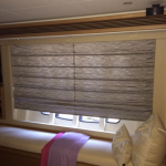 Ferretti yachts, Ferretti blackout shade, Ferretti electric curtains
