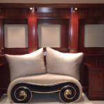 boat blinds, marine window covering, yacht curtains