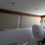boat blinds and shades, yacht blinds, boat shades, boat window treatments, marine blinds, marine shades