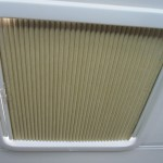 marine sun shade, hatch shade, skylight shade, boat hatch shade, blackout shade,