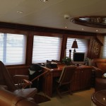 Monte Fino Yachts, yacht window treatments, boat  blinds, yacht blinds, yacht shade