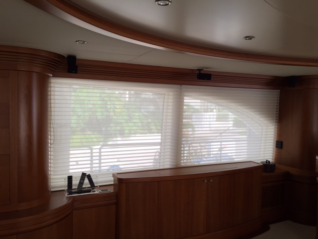 Yacht Curtains And Blinds Curtains Style for Red Walls