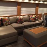 Marine Window Treatments, Yacht Window Treatments, Boat Blinds and Shades, Electric Yacht Blinds