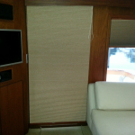 Bertram Yachts, Bertram boat blinds, Bertram window treatments, Bertram window coverings, boat blinds and shades