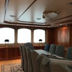 yacht roller shade, yacht solar shade, yacht curtain, yacht window treatment, yacht sheer curtain